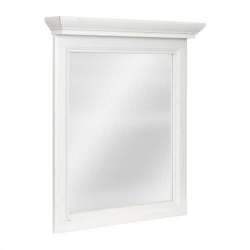 Oglinda Palace 65 x 76 x 11 cm alb
