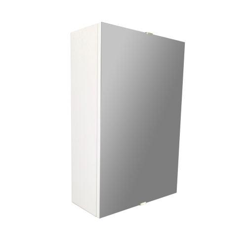 Oglinda cu dulapior Essential 38 x 58 x 17 cm alb