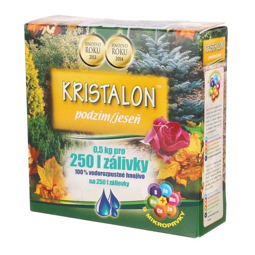Ingrasamant Kristalon pentru toamna 0.5 kg