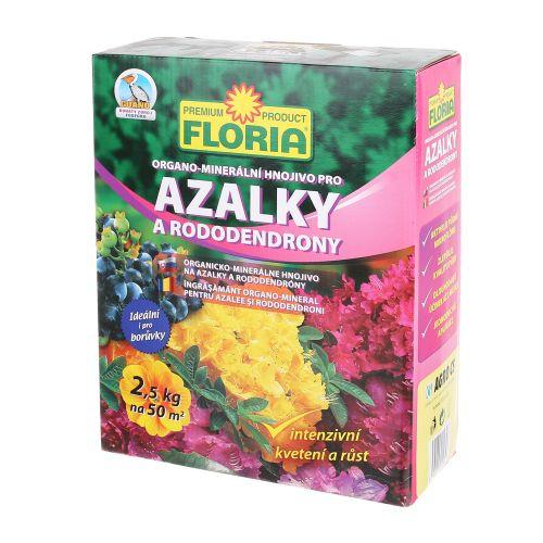 Ingrasamant organic azalee Floria 2.5 kg