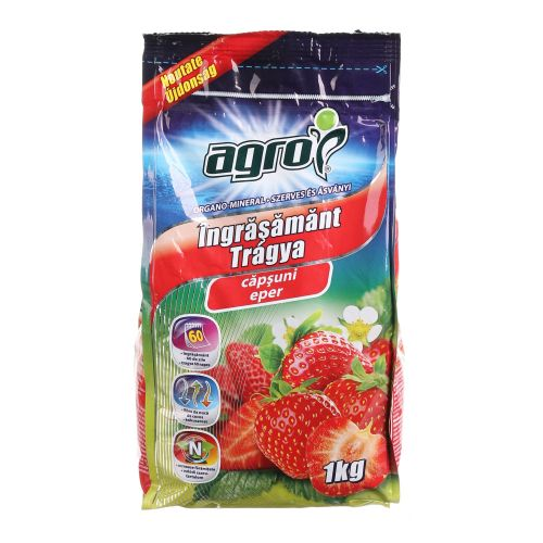 Ingrasamant capsuni organic-mineral 1 kg