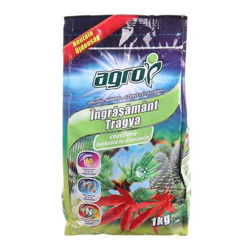 Ingrasamant organic mineral conifere Agro 1 kg