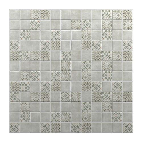 Mozaic 30 x 30 cm grafic ciment
