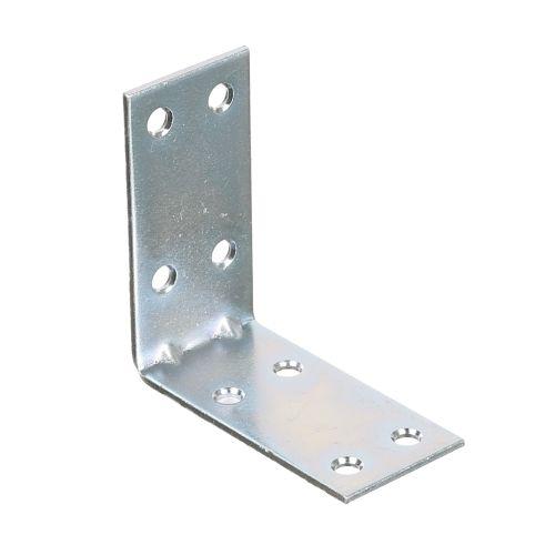 Conector unghi zinc 40 x 40 x 30 mm