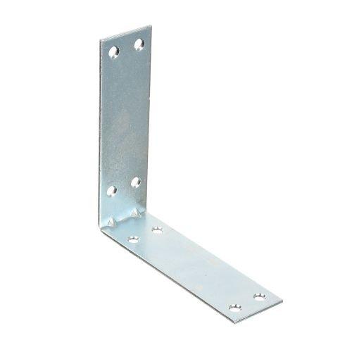 Conector unghi zinc 80 x 80 x 30 mm