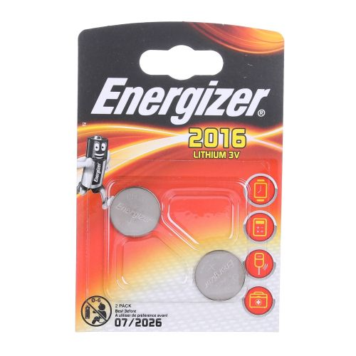 Baterii lithium CR2016 x2 Energizer