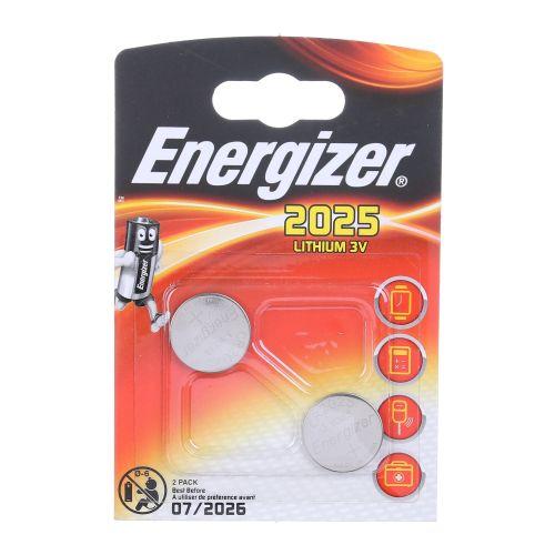 Baterii lithium CR2025 x2 Energizer