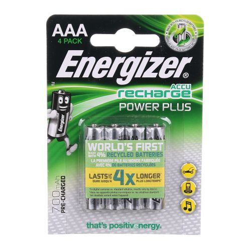 Acumulator Energizer AAA x4 700 mAh