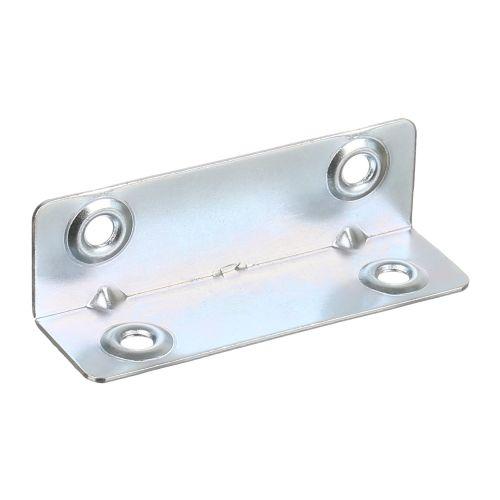 Conector zincat 21 x 21 x 67 mm