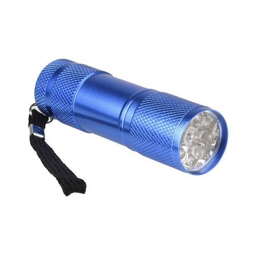 Lanterna LED albastra 45 lm