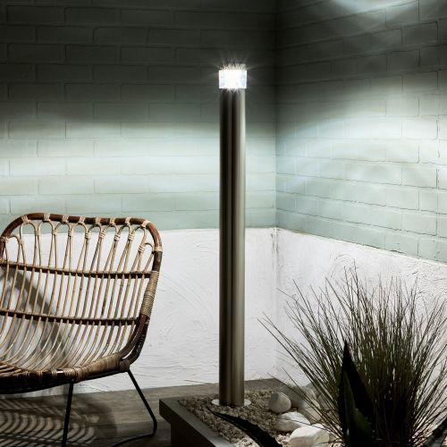 Borna LED integrat, 400 lm, IP44, Valencia