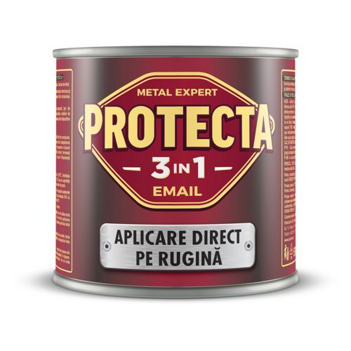 Email 3 in 1 maro inchis 0.5 L, Protecta