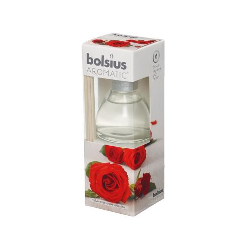 Set aromaterapie camera, aroma trandafir, 45 ml