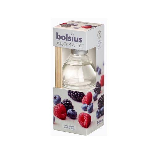 Set aromaterapie camera, aroma fructe de padure, 45 ml