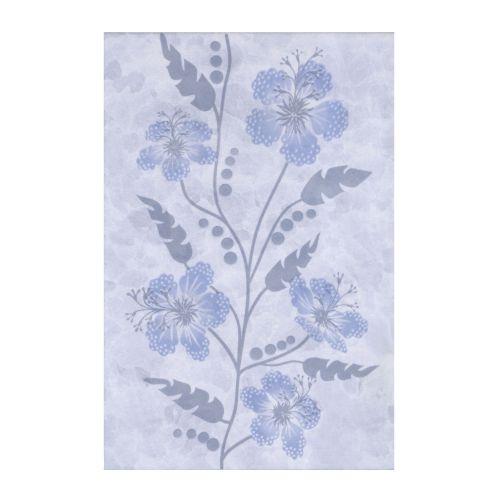 Decor 20 x 30 cm Cristalino bleu