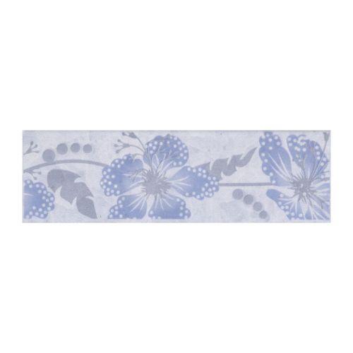 Brau 6 x 20 cm Cristalino blue
