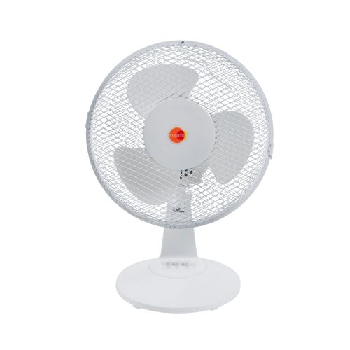 Ventilator de birou 30 W alb Equation