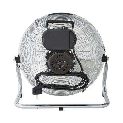 Ventilator de birou 45 W cromat Equation