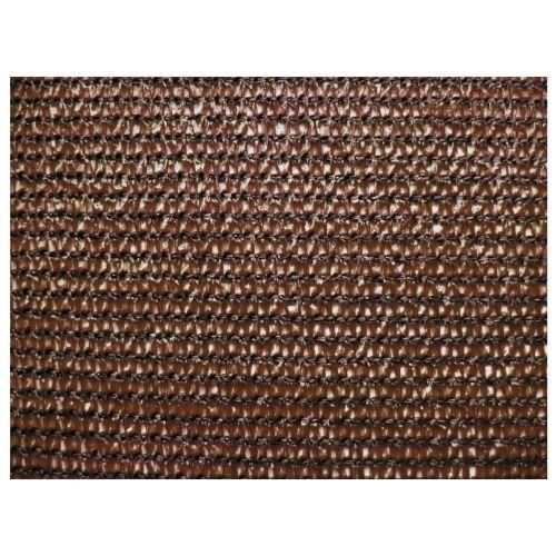 Plasa protectie Extranet maro 2 x 50 m