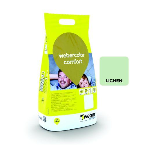 Chit de rosturi 2 kg Weber Comfort Lichen