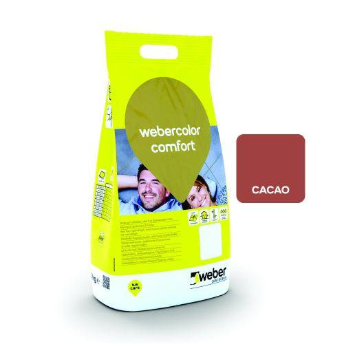 Chit de rosturi 2 kg Weber Comfort Cacao