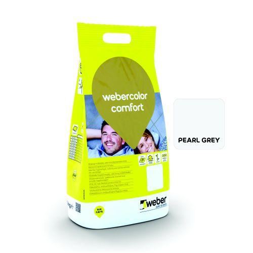 Chit de rosturi 2 kg Weber Comfort Pearl Grey
