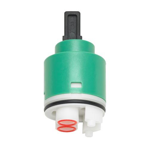 Cartus baterie D40 mm lung
