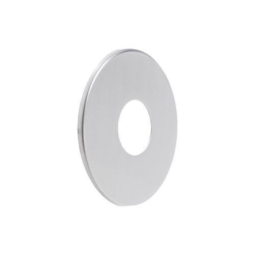 "Rozeta 1/2"" D61 mm H4 mm plata inox"