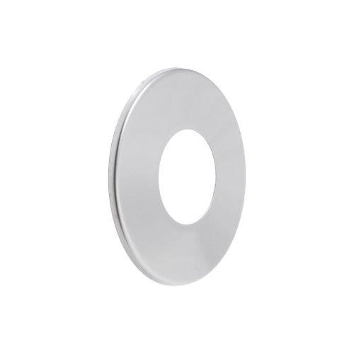 "Rozeta 3/4"" D61 mm H4 mm plata inox"