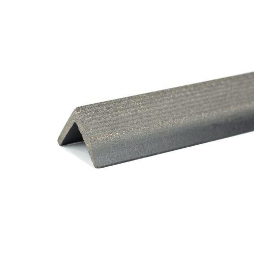 Coltar WPC 3.8 x 3.8 x 200 cm gri