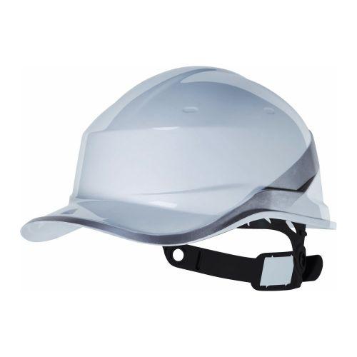Casca protectie diamond alba