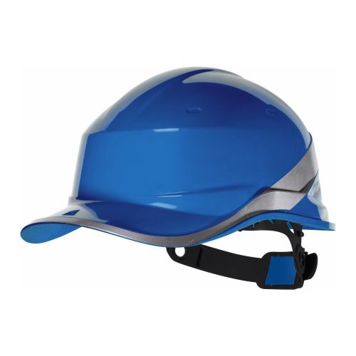 Casca protectie diamond albastra