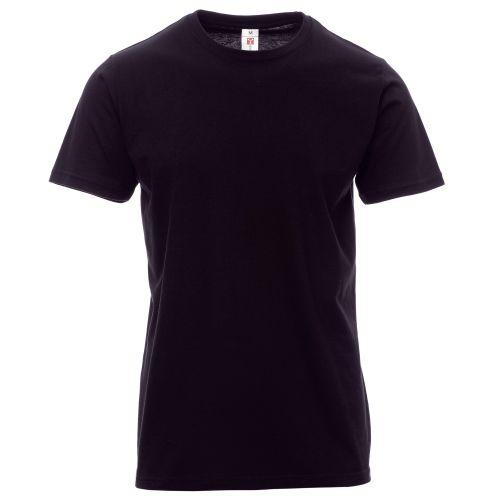 Tricou negru XL