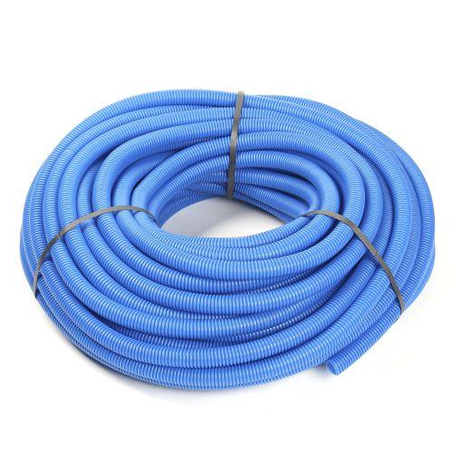 Tub flexibil albastru pentru PEX D16 mm L 50 m