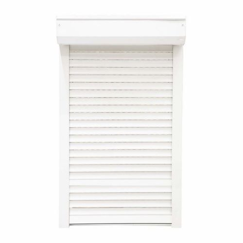 Rulou PVC alb 65 x 140 cm