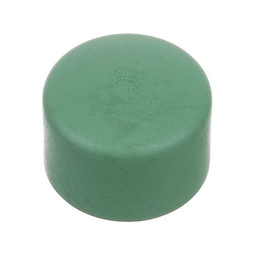 Dop PPR verde D20 mm PN25