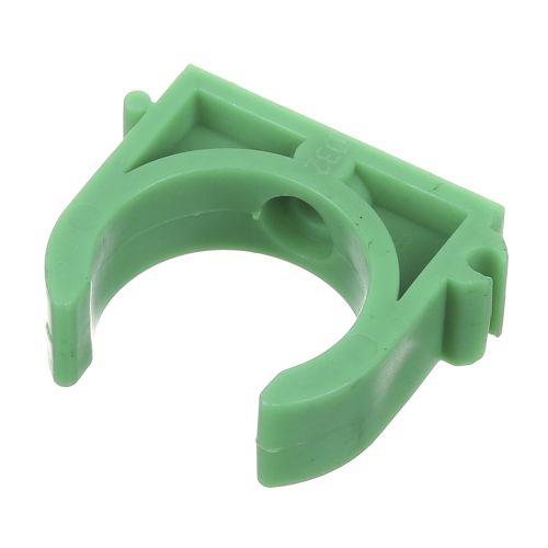 Brida fixare PPR verde D32 mm PN25