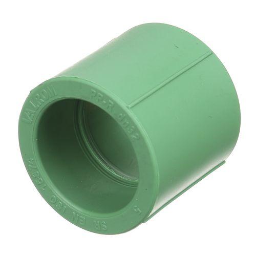 Mufa PPR verde D32 mm PN25