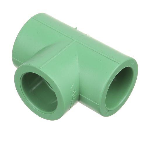 Teu PPR verde D25 mm PN25