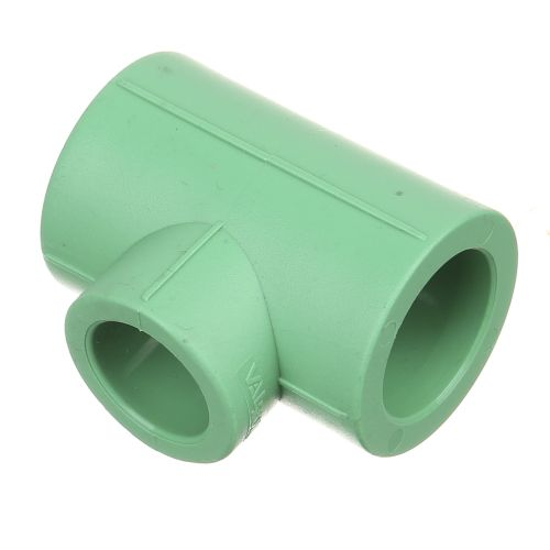 Teu redus PPR verde D25 x 20 x 25 mm PN25
