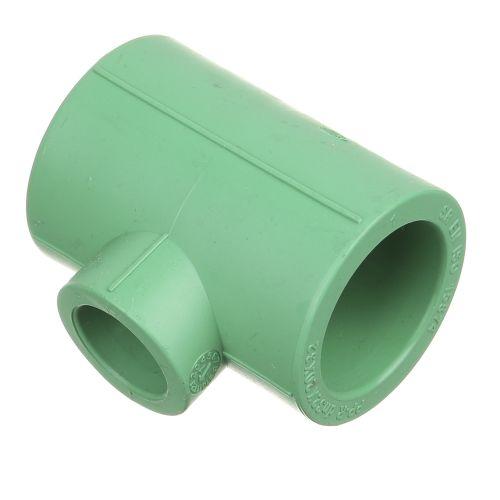 Teu redus PPR verde D32 x 20 x 32 mm PN25
