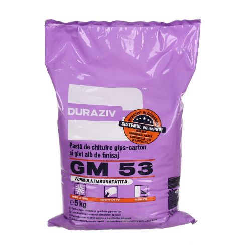 Pasta GM 53  chituire gips carton 5 kg