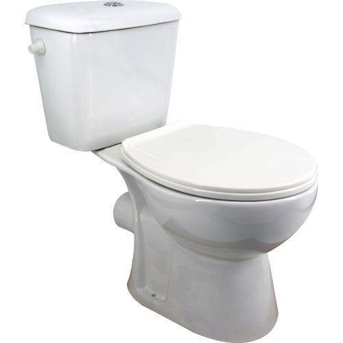 Set wc stativ cu rezervor ceramic Nerea orizontal