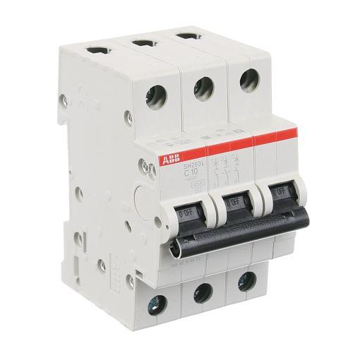 Disjunctor tripolar 10A ABB