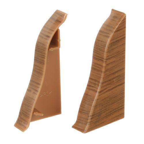 Terminatii PVC 55.26 stejar inchis