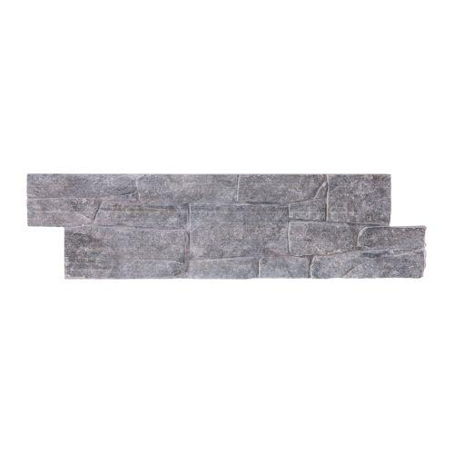 Placare murala piatra reconstituita interior/exterior Stone gri