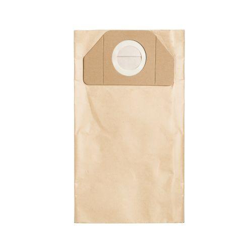 Set 5 saci de hartie cu filtru 20l Stanley