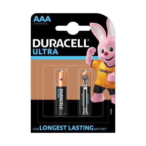 Baterii alcaline AAA x2 Duracell Ultra