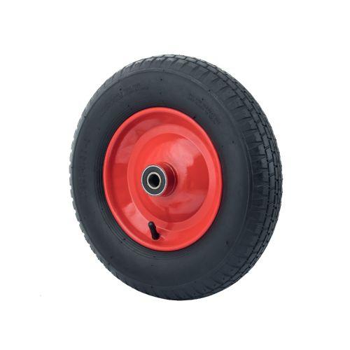 Roata pneumatica 400 mm ax 20 mm, sarcina 150 kg