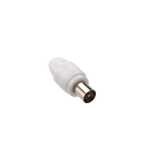 Mufa pentru cablu TV coaxial 9.52 mm, Evology